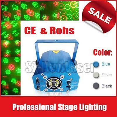 Multi-Bild Minilaser-Stadiums-Beleuchtung für Weihnachten (MXS-008)