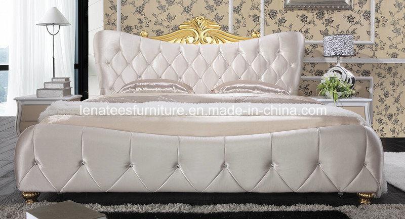 A06 Dessins et modèles italiens chambre à coucher Meubles lit royal ...