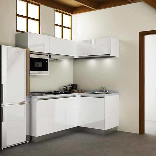Foto de comercio al por mayor cocina cocina gabinetes para for Gabinetes de cocina pequena