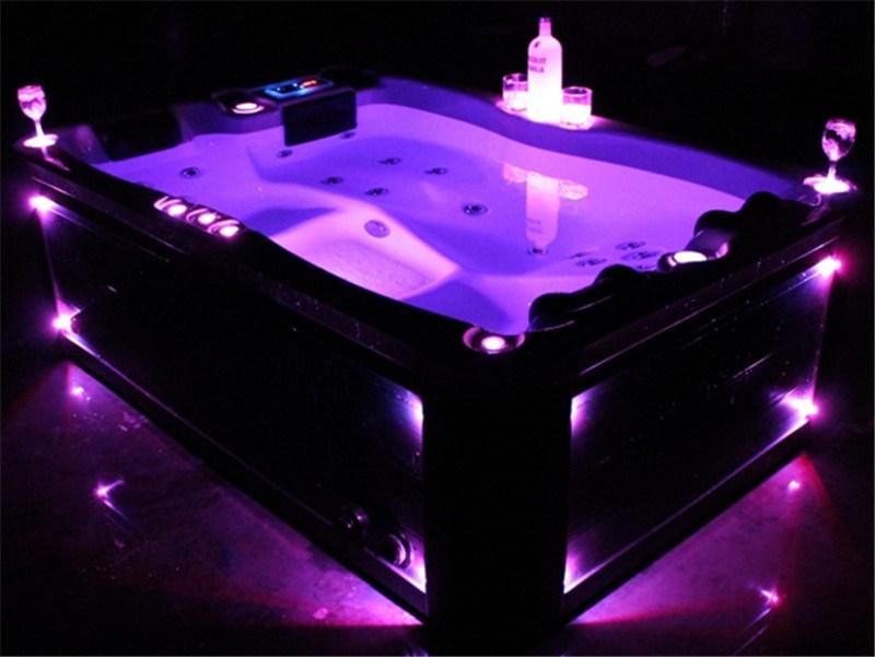 Vasca Da Bagno Per Due : Vasca da bagno per due persone di hydromassage della vasca da