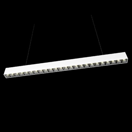 低いグレアLED線形ライト