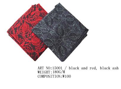 الأقمشة الصوفية (15001)