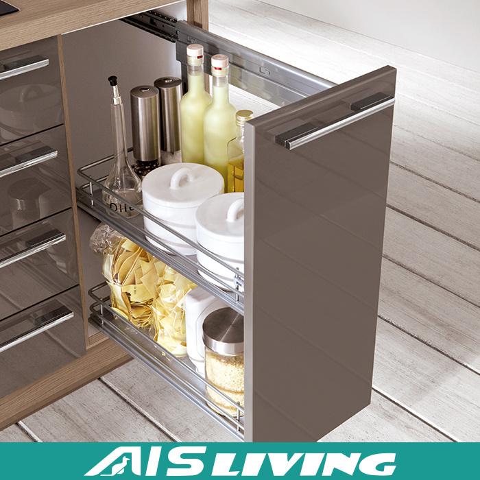 Fach-Korb-Platz sparen Küche-Schrank-Möbel (AIS-K290) foto auf de ...