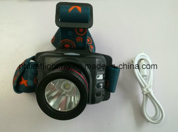 크리 사람 Xm-L2 LED 매우 밝은 급상승 Headlamp