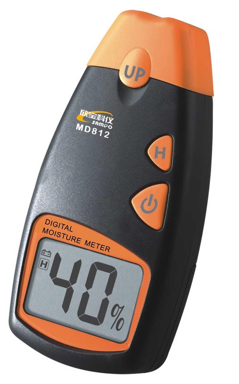 Digitale Feuchtigkeitsmessgeräte Aus Holz Md812 Feuchtigkeitsmessung