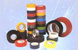 Marcar/Wapping del tubo de PVC/Cinta protectora