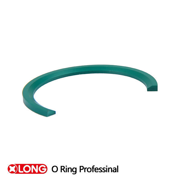 Sealing를 위한 FDA Confirmed를 가진 편평한 Gasket/Back-up Ring