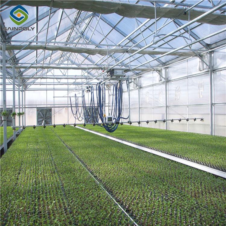 Equipo comercial de alta calidad para la venta de efecto invernadero