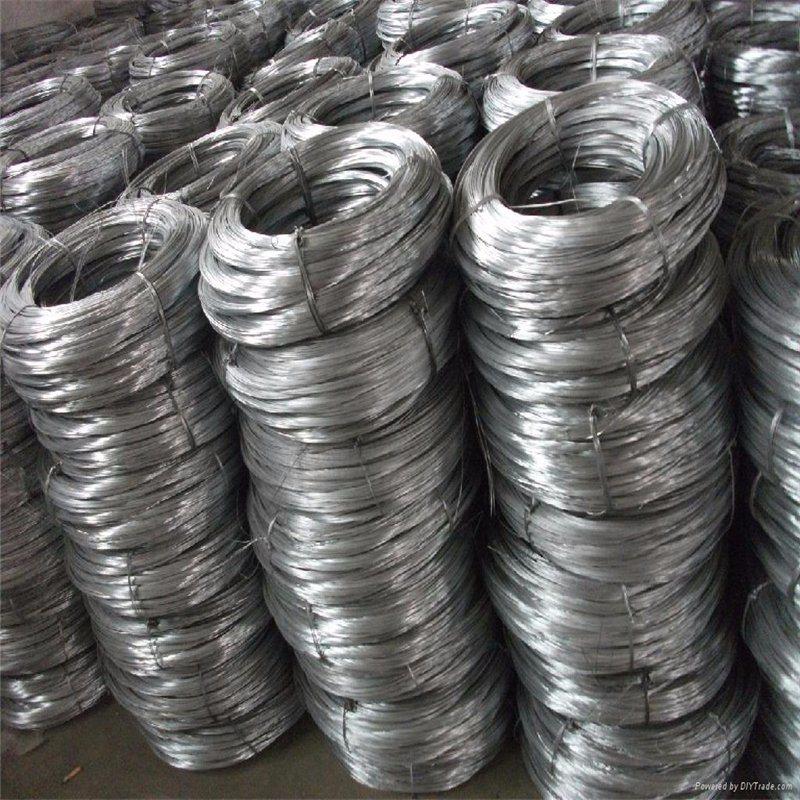 Black Tie de construction du fil de fer (BWG20)
