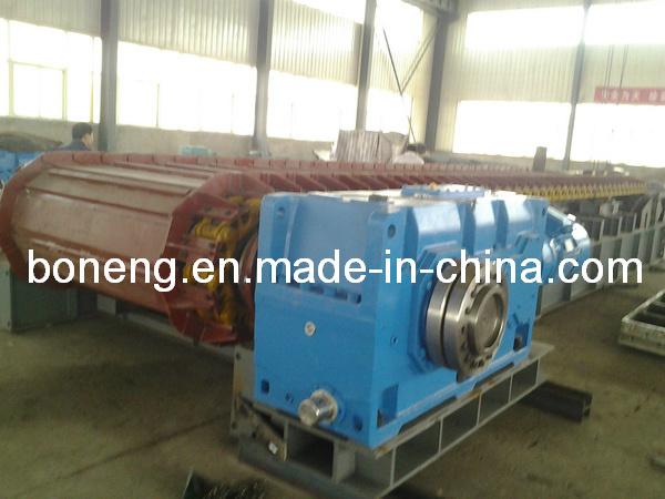 Boîte de vitesses conique hélicoïdal de la série B pour convoyeur à tablier dans le secteur minier