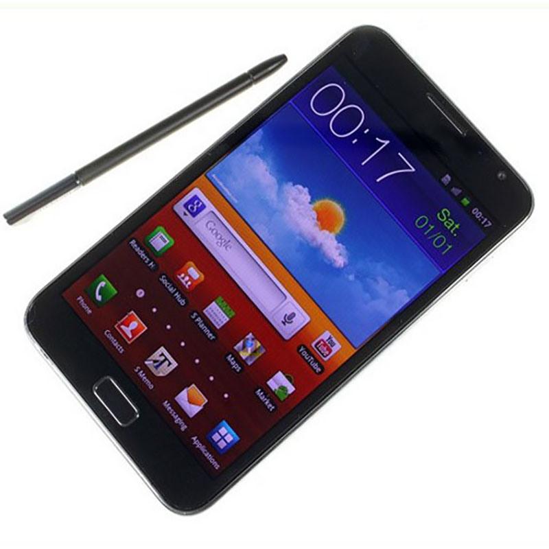 """Gerenoveerde Galaxi Nota N7000 5.3 """" GPS WCDMA de Mobiele Telefoon van de Telefoon van de Cel voor Sumsung"""