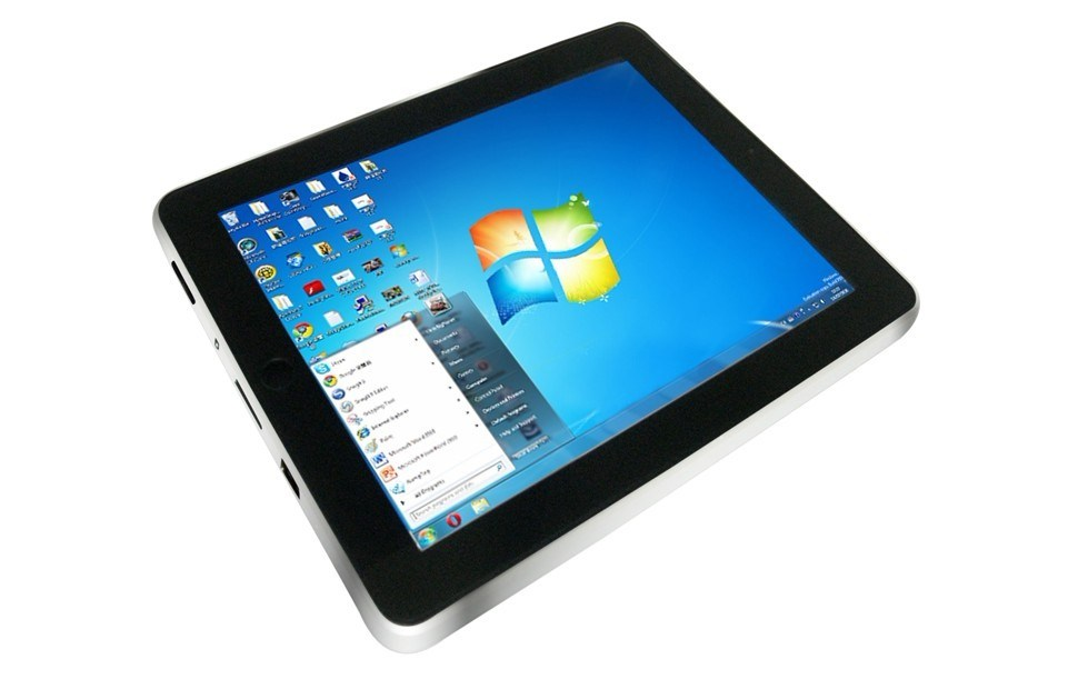 "9.7"" Intel Atom N455 Multi Tablet PC"