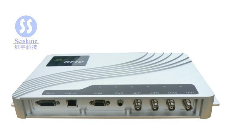 915MHz lettore di frequenza ultraelevata RFID e produttore (SRR100)