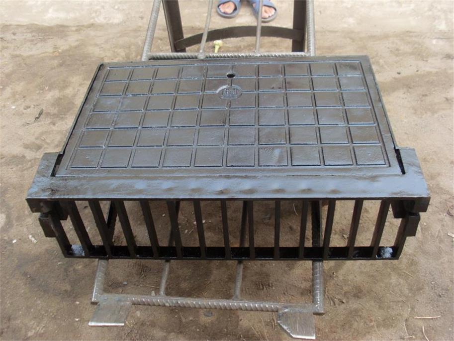 Spheroidal Graphite Cast Iron Grates의 수출