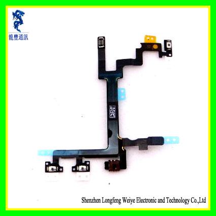 Volume Flex Cable for iPhone 5 (LF-IPH-5G-V/C)