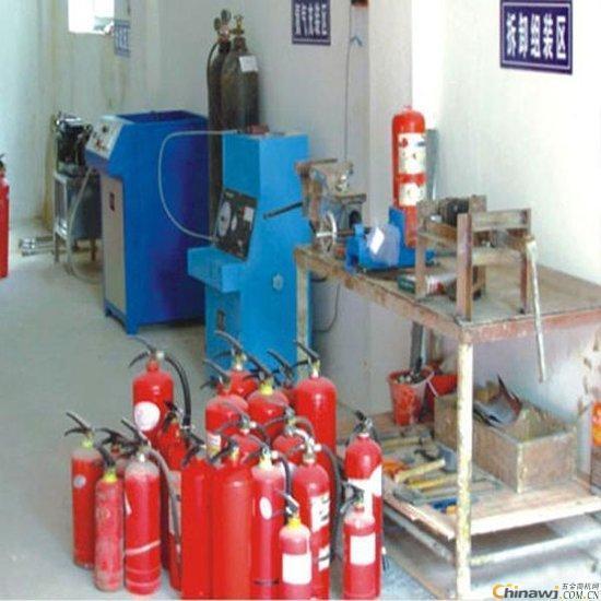 Inspectie en Brandblusapparaat Inspeciton van de Reddingsboot van Qinhuangdao de Mariene