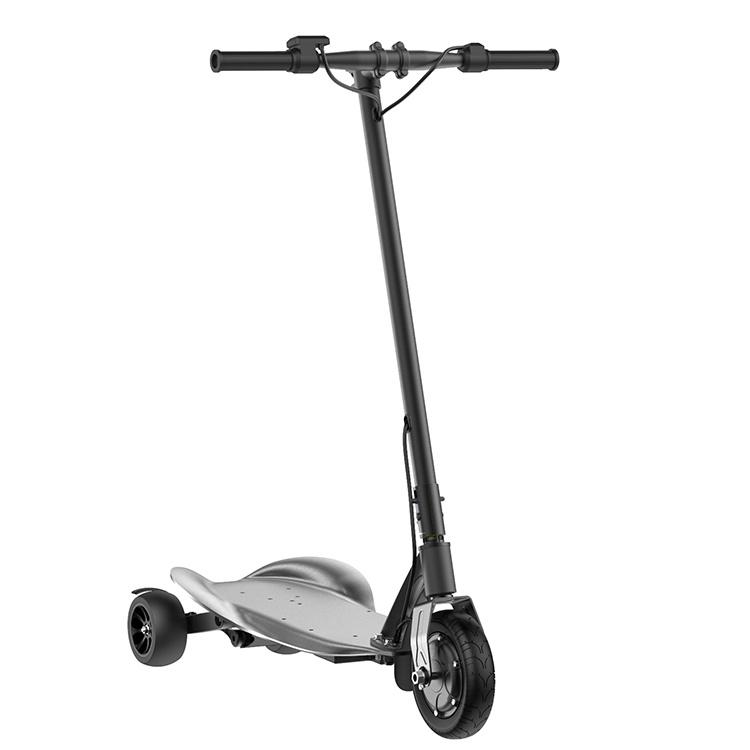 3 Räder Drifting Suspension 350W Fast Speed Fat Bike Electric Roller