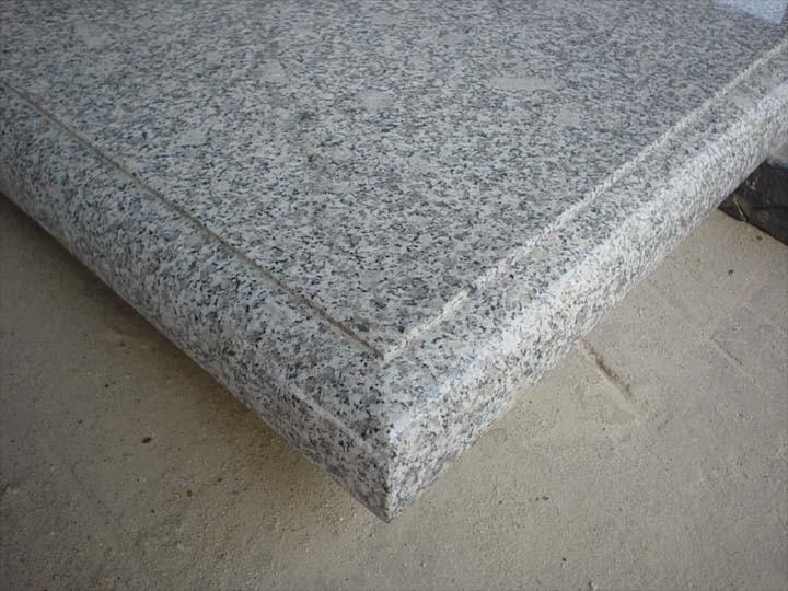 Granito gris (G603, G602, etc)