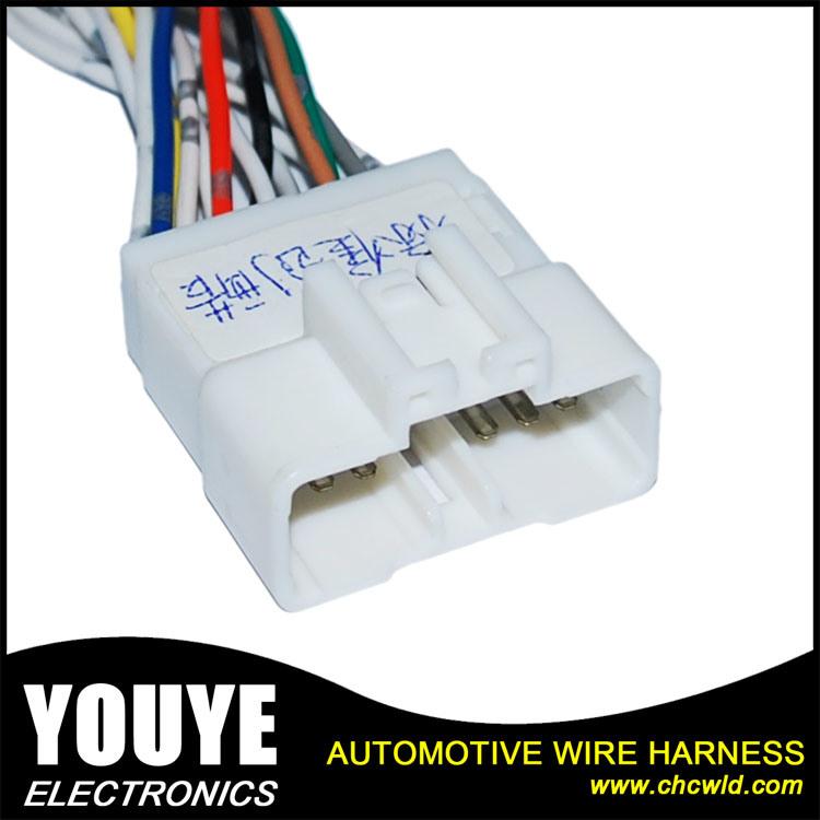 Youye Automobil-kupferner Draht-Verdrahtung, elektronische Sicherung ...