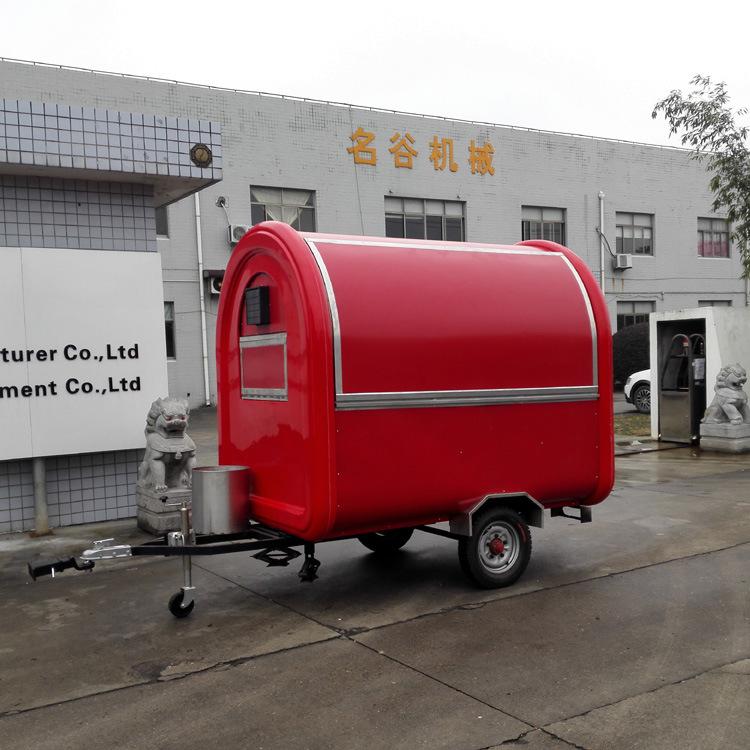 Foto de Equipo Móvil de Alimentos Carro Hot Dog equipamiento de ...