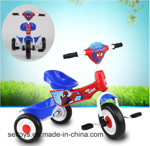 Fabrik liefern 2017 die neues Modell-Armkreuz-Mann-/Minnie Mäusekind-Dreiradkind-Dreiradmädchen-oder -jungen-3 Rad-Fahrt auf Spielzeug-Dreirad