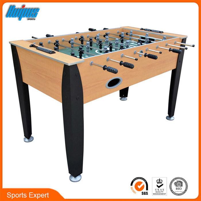 """2017 디자인 55 """" 가정 사용을%s 나무로 되는 Foosball 테이블 중국제"""