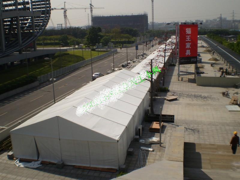 Tente d'exposition 21/400