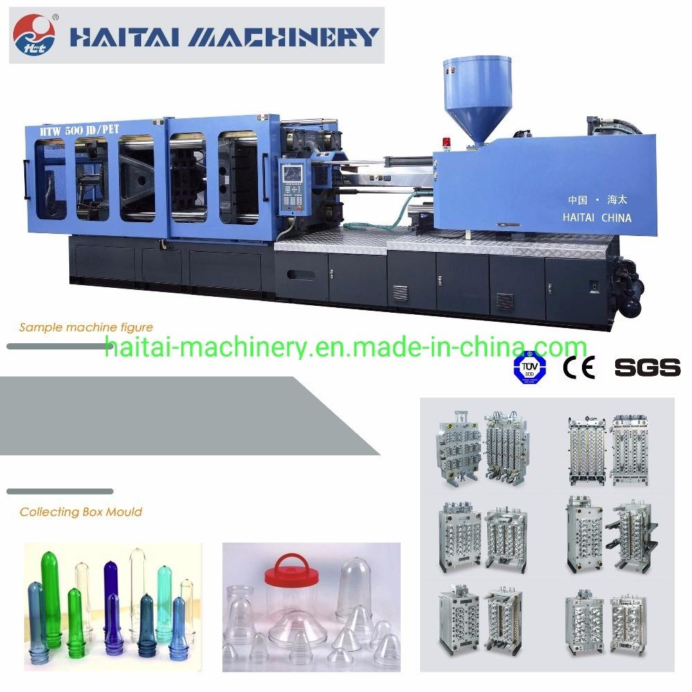 Het Voorvormen die van het huisdier het Vormen van de Injectie van de Machine Plastic Machine produceren