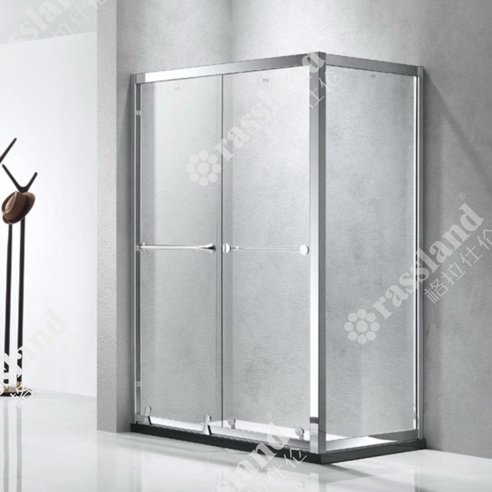 Dusche-Kabine des ausgeglichenen Glas-G82f12, Nano explosionssichere Film-Dusche-Kabine