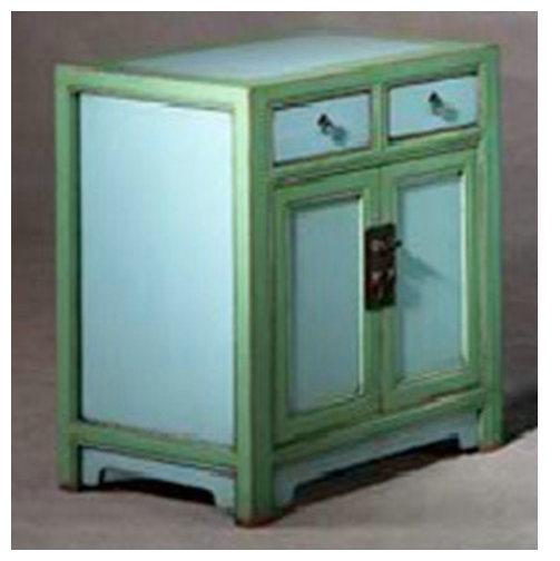 Foto de muebles antiguos chinos pintados de colores - Muebles antiguos pintados ...