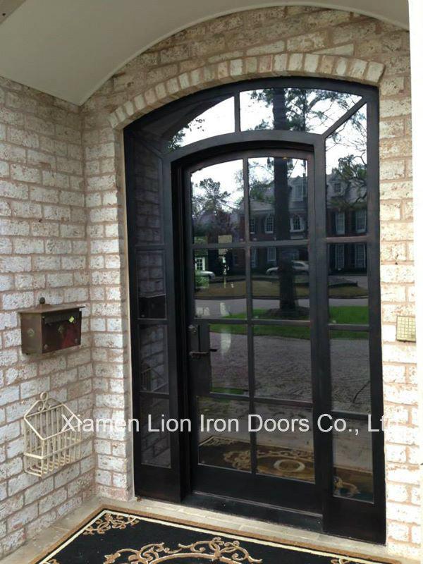 Foto de La puerta del granero corrediza de vidrio interior ...