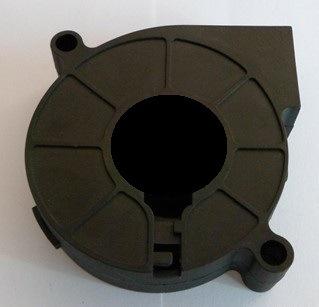 50mm ventilador dc con rodamiento de bolas