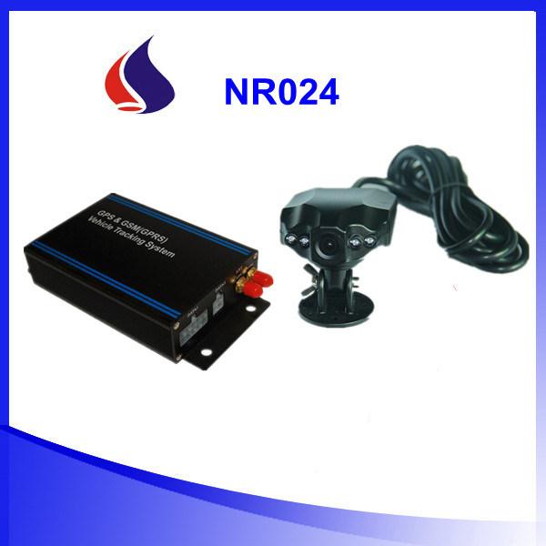 Digitalkamera GPS-Auto-Tracker mit Kraftstoffüberwachung / Freie Software