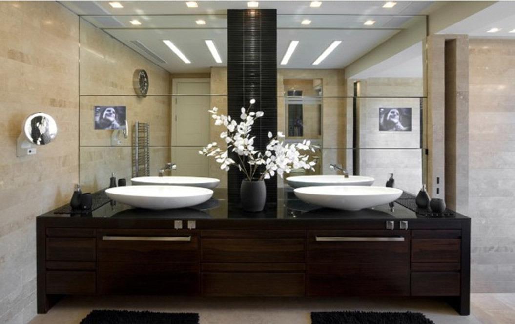 Chine Lavabo double Salle de bains armoires de la vanité de ...