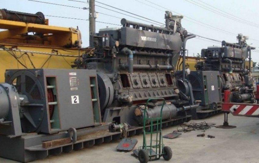 6 YANMAR ZL-ST HFO 1000 КВТ