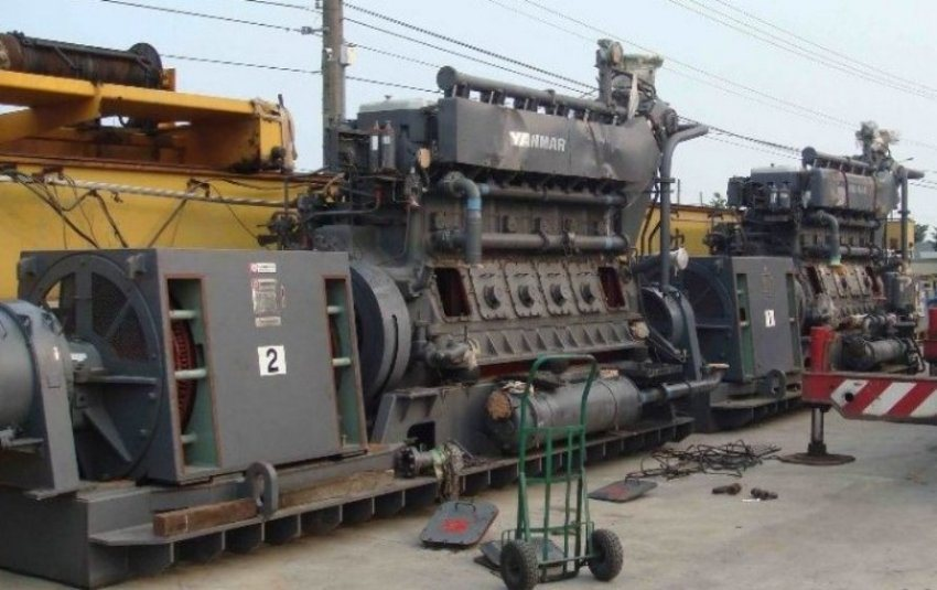 YANMAR 6ZL-ST HFO 1000KW