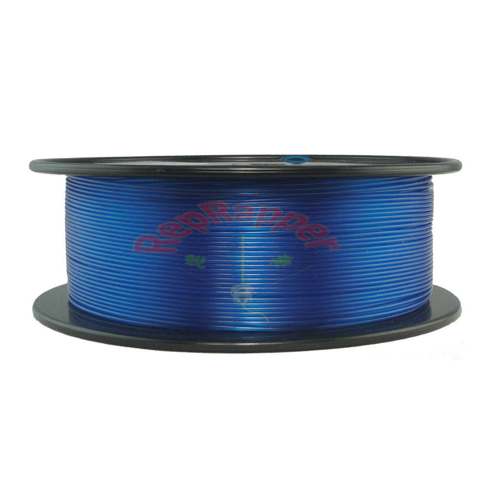 Coiling 좋은 PC 1.75mm Blue 3D Printing Filament