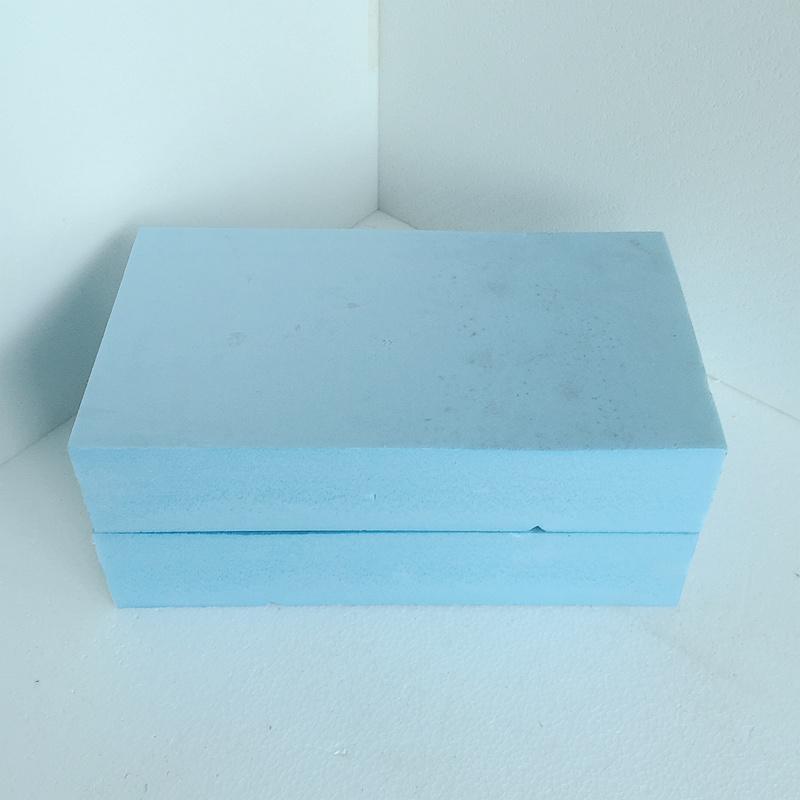 Fuda si è sporto a strati azzurro 50mm del grado 500kpa della scheda B2 della gomma piuma del polistirolo (XPS)