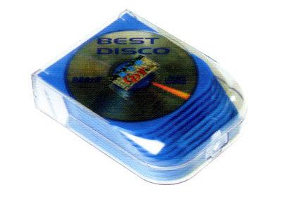 El CD de los casos (RM-HS-8)