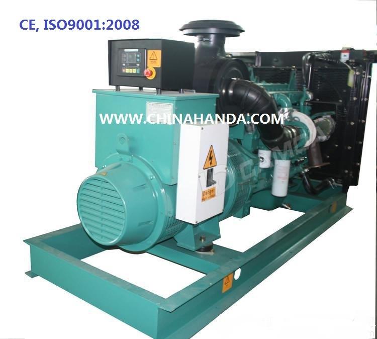 La generación de motor Cummins Diesel (4BT3.9, 6BT5.9, NT855 Series)