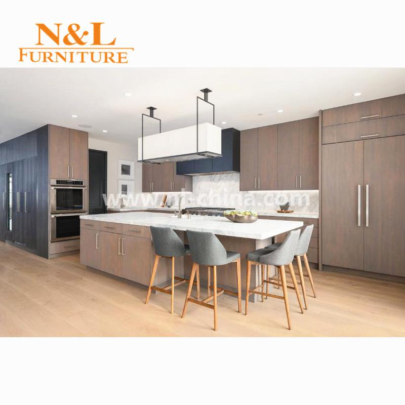 Foto de N&L Camboya Muebles de cocina modular con diseño libre ...