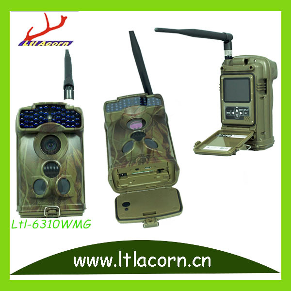 12MP Full HD 1080P uma visão nocturna com infravermelhos Câmara de visão térmica de caça