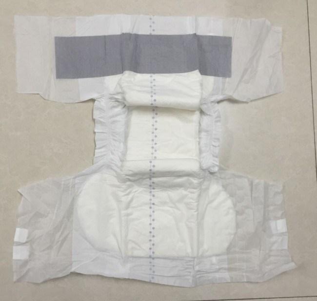 Одноразовые Panty бумаги для взрослых питающегося тип Panty Diaper для взрослых