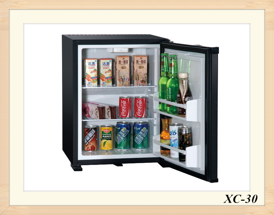 新しいデザイン吸収冷却のMinibarのコンパクトデザインのホテル冷却装置ショーケース