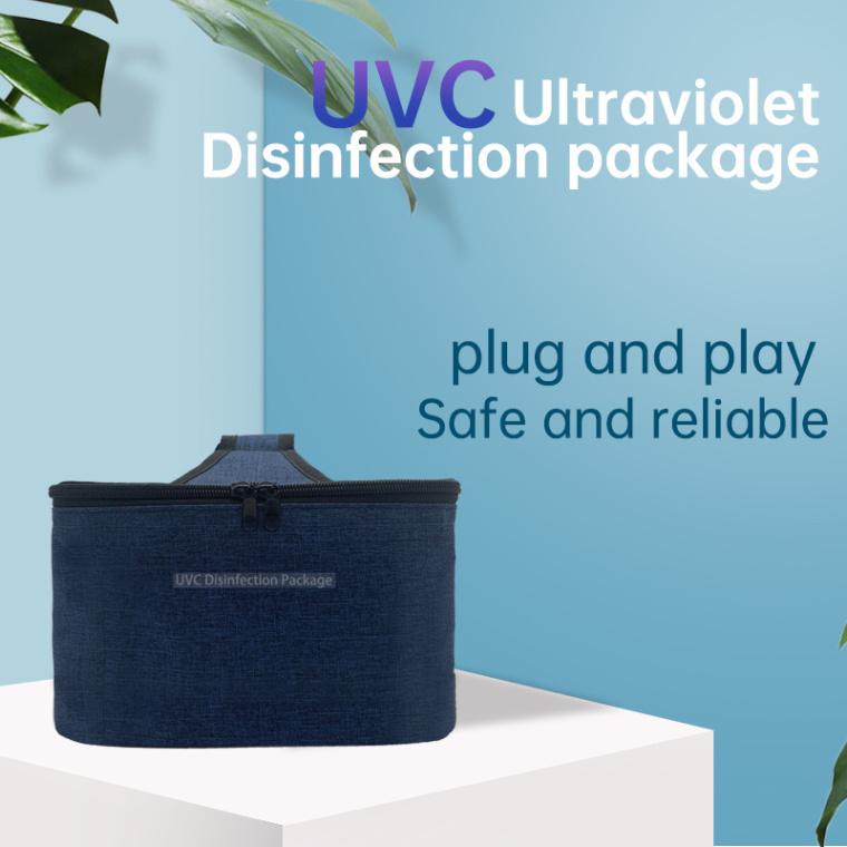 2020 de hete Zak van de Sterilisator van het Desinfecterende middel van het UVLicht van de Doos van de Sterilisator van de Verkoop Draagbare UV