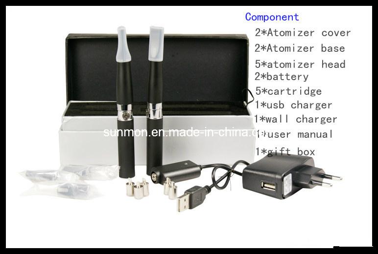Nouveaux produits les plus chauds pour 2013 E Cigar EGO C, la cigarette électronique de qualité supérieure avec système d'atomiseur modifiable