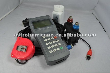 Braçadeira de ultra-sons no fluxômetro para Indústria de irrigação