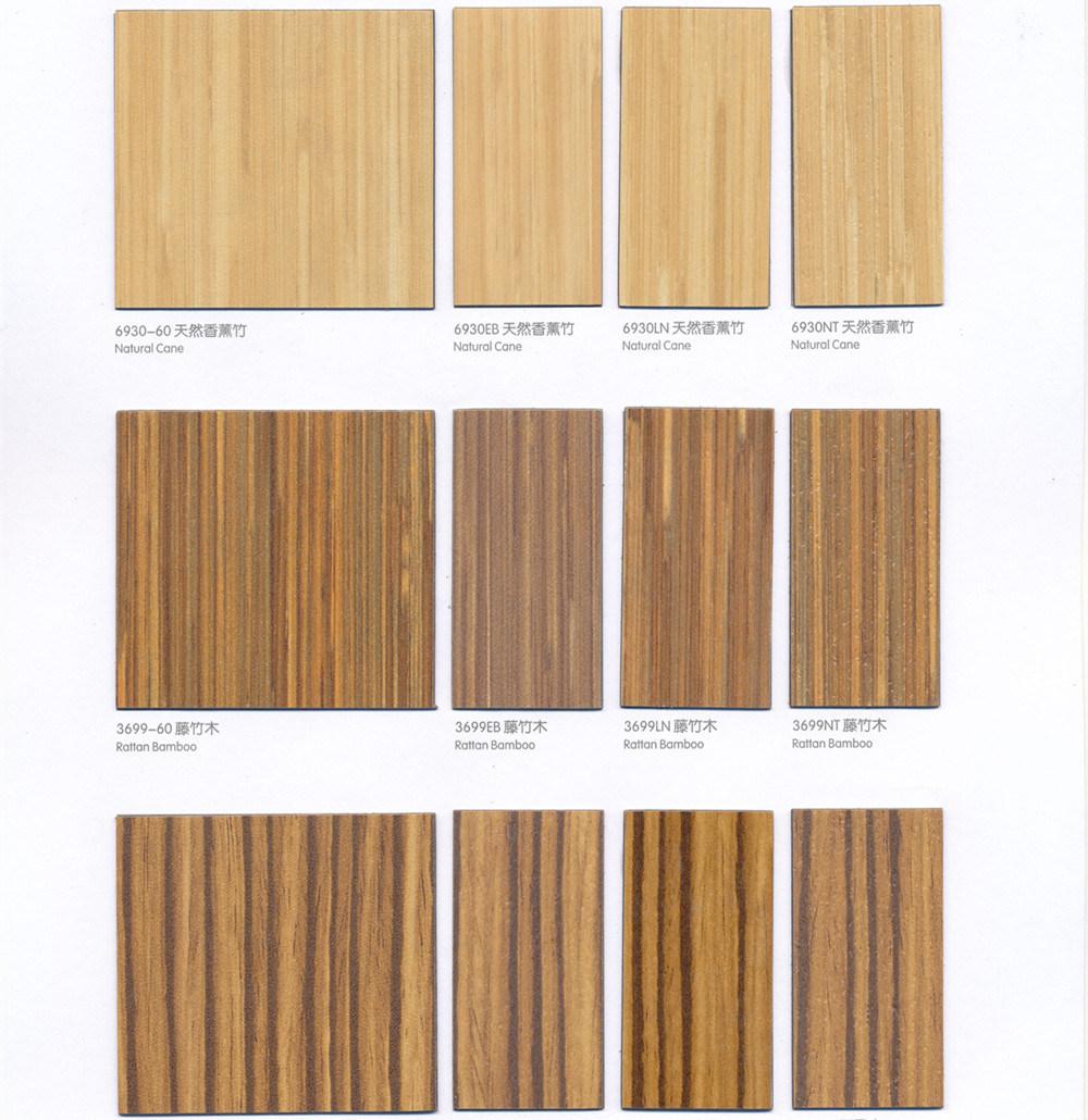 Prix Feuille Stratifié Formica chine la protection incendie matt / la texture du grain du