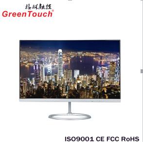 23.8-pulgadas de alta resolución LCD Monitor con fines comerciales.
