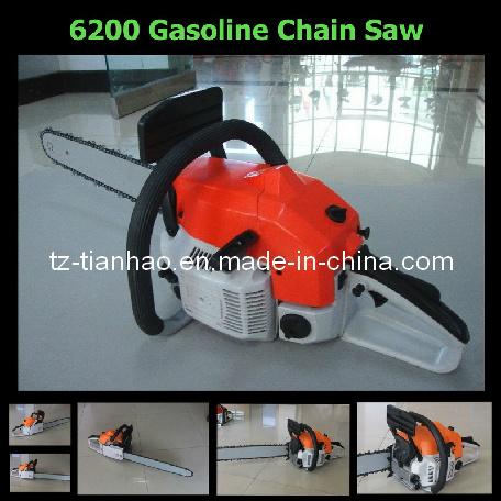 CE/SGS 6200 ガソリンチェーンソー